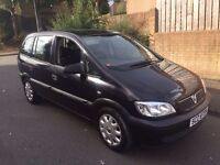 VAUXHALL ZAFIRA 1.6 PETROL FOR PARTS ENGINE PROBLEM