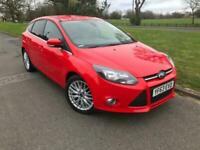 2013 Ford Focus 1.6 TDCi Zetec 5dr* NEW 12 months MOT* New Service Hatchback Die