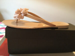 For sale.  Women's size 7 sandals.  BRAND NEW, NEVER WORN