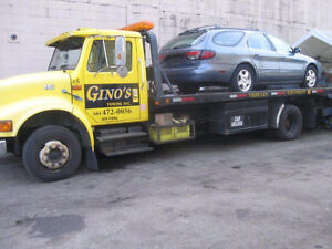 Gino's Towing Business For Sale or Trade