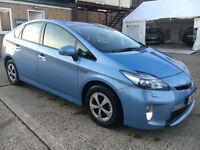Toyota Prius 1.8 VVTi ( 134bhp ) CVT 2014 PHEV *1 OWNER CAR-FULL TOYOTA SERVICE*