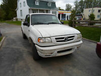 2002 Mazda B-Series Pickups 2x4 Camionnette