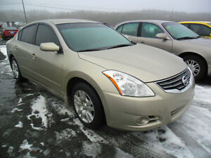 2010 Nissan Altima 2.5 S Sedan 105,000km