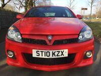 Vauxhall Astra VXR 2.0i 16v Turbo Good / Bad Credit Car Finance (red) 2010