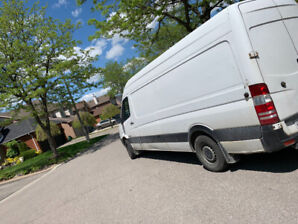 2007 Dodge Sprinter Long Body