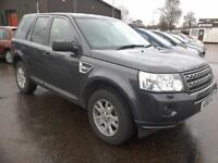 2011 Land Rover Freelander 2 2.2Td4 ( 150bhp ) 4X4 XS Diesel Sat Nav Leather VGC