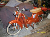 1965 Mobylette AV89 Touring Vintage Moped - Trades Considered