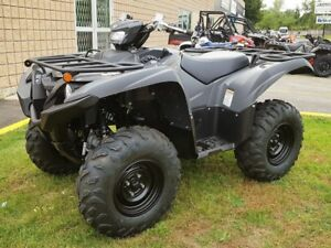 2019 Yamaha Grizzly EPS Dark gray