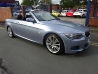 BMW 325 3.0TD auto D M Sport Convertible