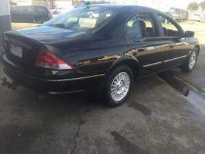 1998 ford au Fairmont ghia - Finance or (*Rent-To-Own *$33pw) North Geelong Geelong City Preview