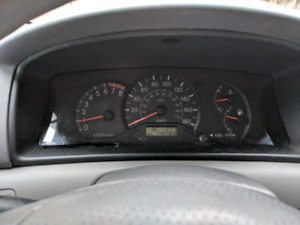 2006 Toyota Corolla CE, low mileage, new winter tires