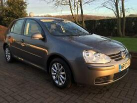 VOLKSWAGEN GOLF 1.6 FSi MATCH 5DR 2007 07