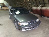 Saab 9-3 2001 AMAZING clean Automatic - PARTS only