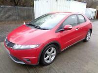 Honda Civic 2.2i-CTDi 2011 SE Mot Dec 21 Service History * 3 Months Warranty **