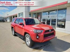 2015 Toyota 4Runner SR5  One-owner, local trade!