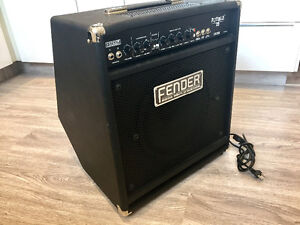 Fender Rumble 75 w Bass Amp
