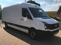 2011 61 Reg Volkswagen Crafter 2.0TDi 109 PS CR35 LWB NO VAT TO PAY