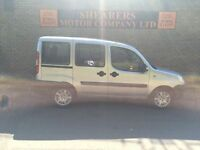 + LOVELY 56 REG FIAT DOBLO DIESEL + 1 YEAR MOT + ONLY £ 1490 +