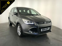 2014 FORD KUGA TITANIUM TDCI DIESEL 1 OWNER SERVICE HISTORY FINANCE PX