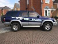 Toyota HILUX SURF 3.0 TD 5 DOOR PICK UP 4X4 ESTATE