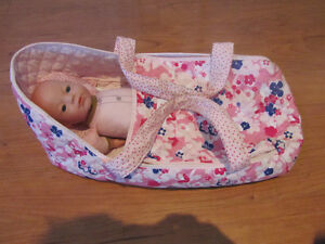 Doll cariers and Doll clothes Stratford Kitchener Area image 1