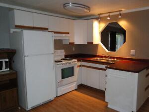 2 Bedroom FURNISHED Mobile Home CHETWYND April 1