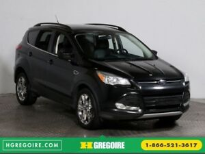2014 Ford Escape SE 2.0 AWD CUIR CAMERA RECUL MAGS CHROME