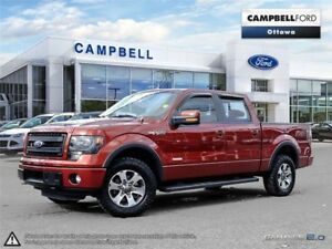 2014 Ford F-150 FX4 4X4-FX-4-LOADED-GREAT PRICE