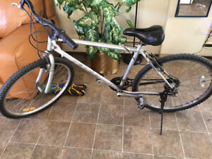 Bike that still rides or part it out. $20
