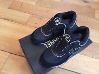 Chanel Trainers Sneakers Girls Ladies Women's Fashion Female Footwear
