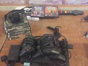 PS2 w/ lots of extras