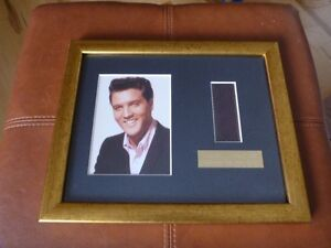 ELVIS - Tickle Me framed movie filmcells