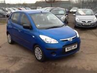Hyundai i10 1.1 Classic - 08 - December 18 Mot - £30 Per Year Road Tax