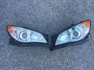 2006-2007 Subaru WRX STi OEM Headlights - $500