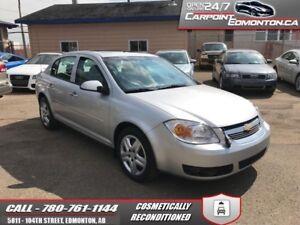 2010 Chevrolet Cobalt ECONOMICAL 5 SPEED SEDAN  RUNS AND DRIVES