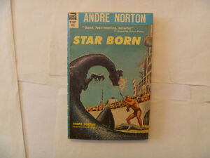 ANDRE NORTON Paperbacks - 7 to choose from