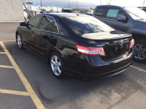 11 Toyota Camry se with leather interior fully certified