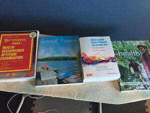 RPN TextBooks first and second year