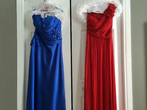 Robes de bal/mariage