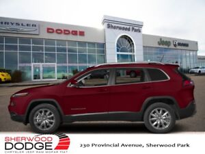 2014 Jeep Cherokee Limited  | HEATED/VENTED LEATHER | NAV