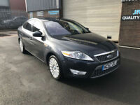 2007 57 FORD MONDEO 2.0TDCi 140 TITANIUM X,10100 MILES WITH SERVICE HISTORY