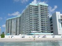 Floride Hollywood Hallandale Condo au bord de la plage