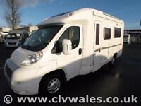 Bessacarr E520 ** SOLD ** Motorhome MANUAL 2007