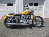 2007 Sporstster 1200 Custom