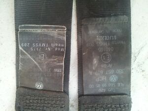 VW Passat seat safety belts Windsor Region Ontario image 5
