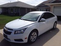 2013 Chev Cruze lt turbo - upgraded entertainment package