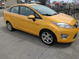 2011 Ford Fiesta SEL Automatique