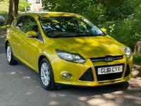 Ford Focus 1.6 Titanium EcoBoost Turbo 150 PS 5dr Hatchback