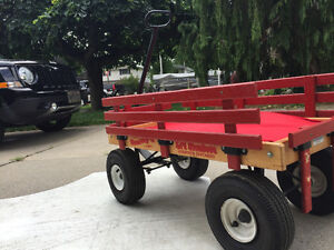 Smitty's Lil Hauler Wooden Wagon Series 300