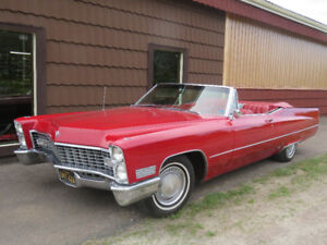 FALL SPECIAL 1967 CALIFORNIA   CADILLAC